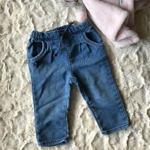 Baby Girl - Oshkosh B'gos - Stretch Denim Jeggings